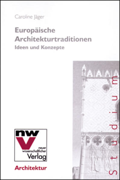 Europäische Architekturtraditionen - Coverbild