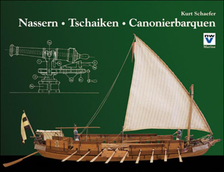 Nassern Tschaiken Canonierbarquen - Coverbild