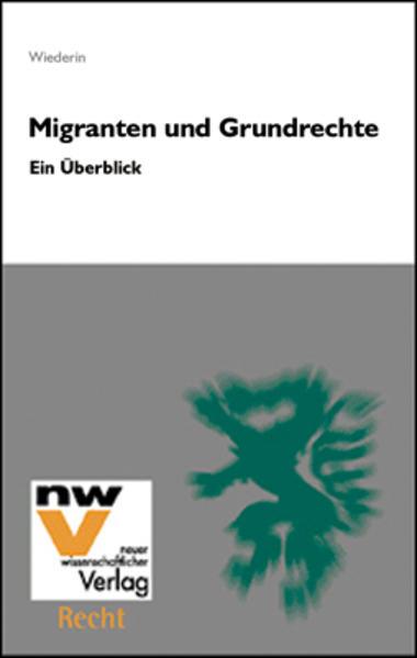 Migranten und Grundrechte - Coverbild