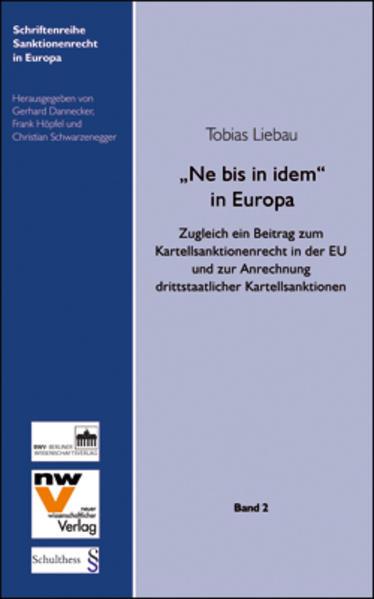 """Ne bis in idem"" in Europa - Coverbild"