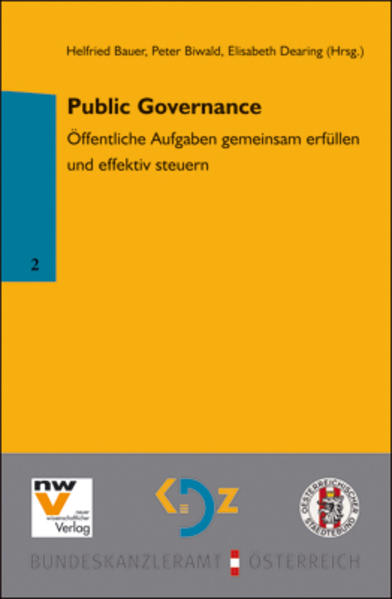 Public Governance - Coverbild