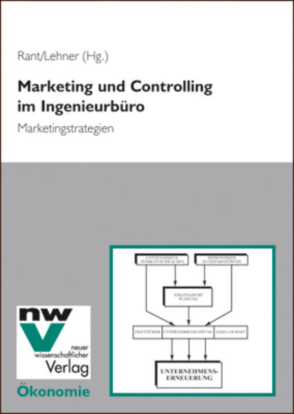 Marketing und Controlling im Ingenieurbüro - Coverbild