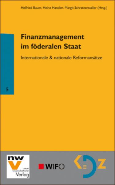 Finanzmanagement im föderalen Staat - Coverbild