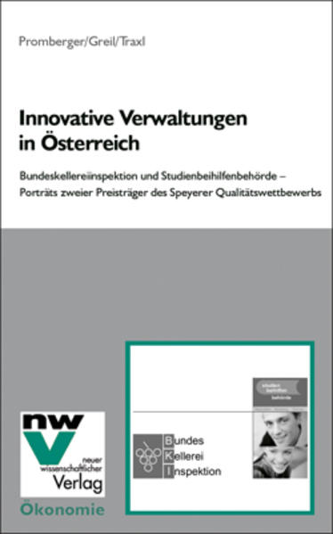 Innovative Verwaltungen in Österreich - Coverbild