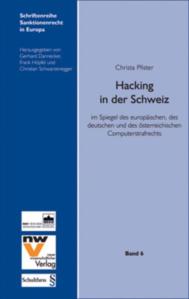 Hacking in der Schweiz - Coverbild