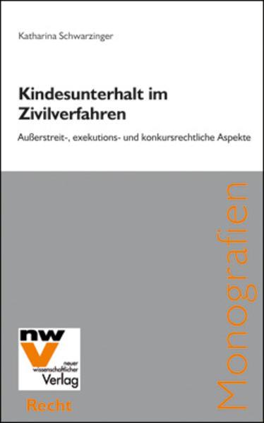 Kindesunterhalt im Zivilverfahren - Coverbild
