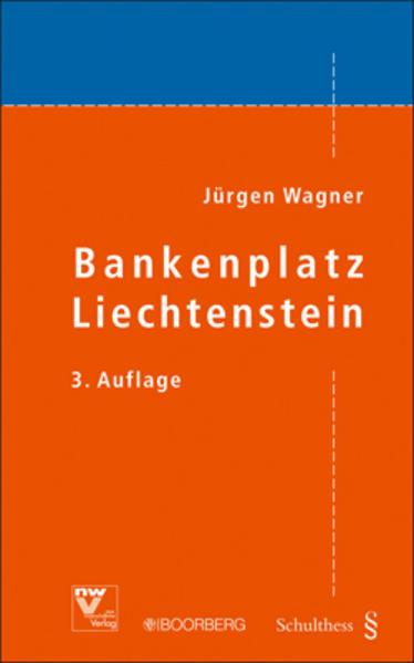 Bankenplatz Liechtenstein - Coverbild