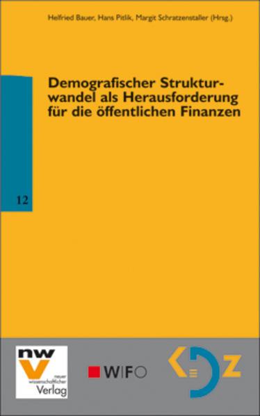 Demografischer Strukturwandel als Herausforderung für die öffentlichen Finanzen - Coverbild