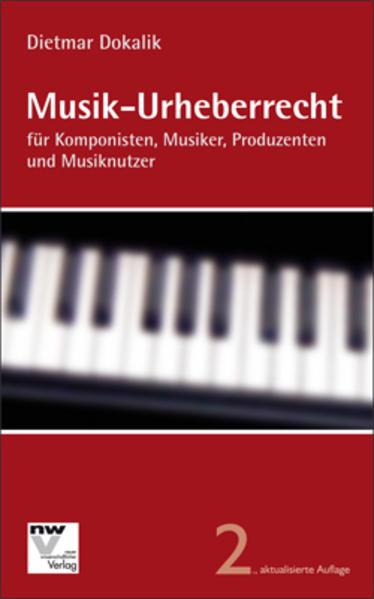 Musik-Urheberrecht - Coverbild