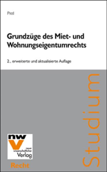 Grundzüge des Miet- und Wohnungseigentumsrechts - Coverbild