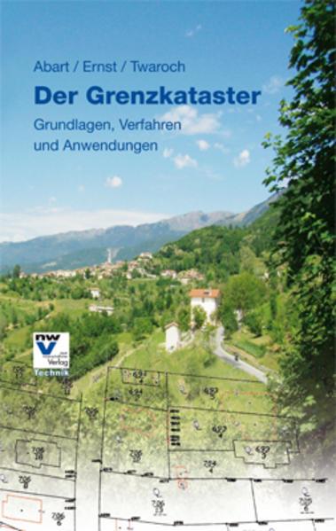 Der Grenzkataster - Coverbild