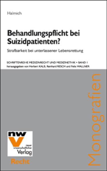 Behandlungspflicht bei Suizidpatienten? - Coverbild