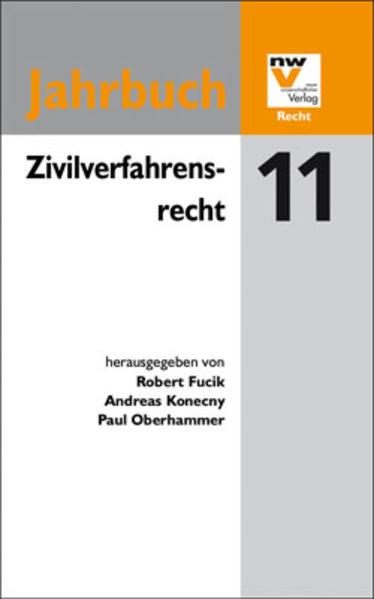 Zivilverfahrensrecht - Coverbild