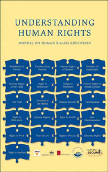 Understanding Human Rights - Coverbild