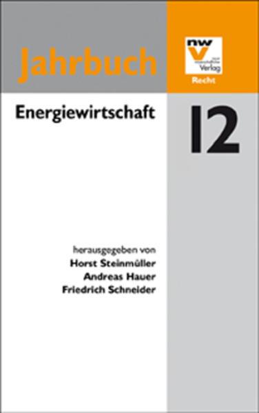 Energiewirtschaft - Coverbild