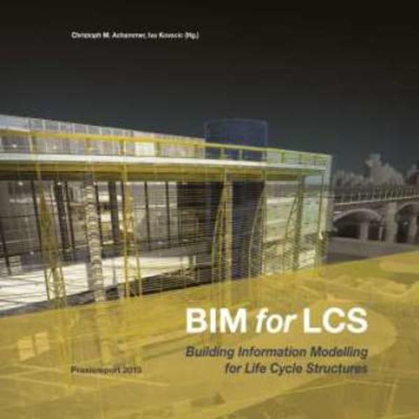 BIM for LCS - Coverbild