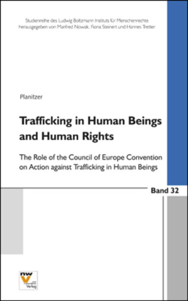 Trafficking in Human Beings and Human Rights - Coverbild