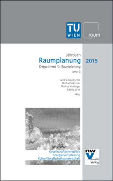 Raumplanung - Coverbild