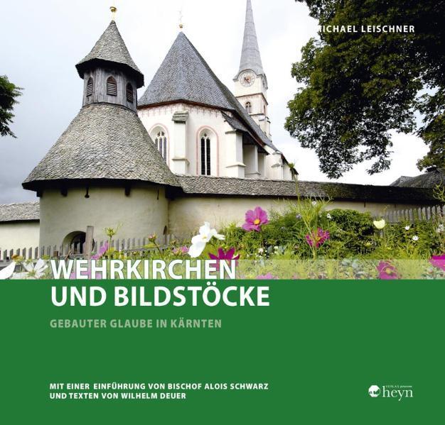 Wehrkirchen und Bildstöcke - Coverbild