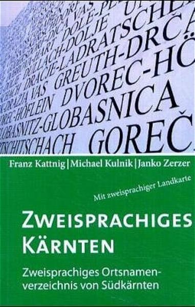 Zweisprachiges Kärnten /Dvojezična Koroska - Coverbild