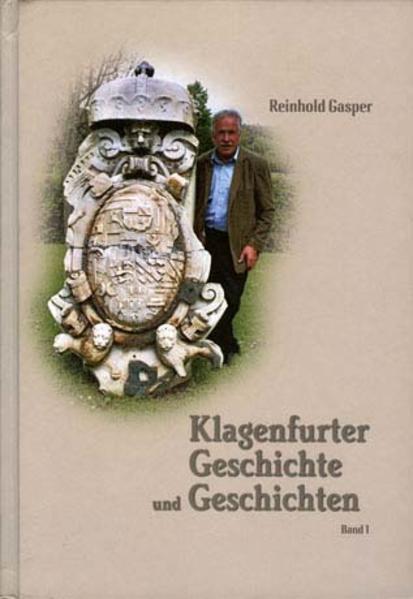 Klagenfurter Geschichte und Geschichten - Coverbild
