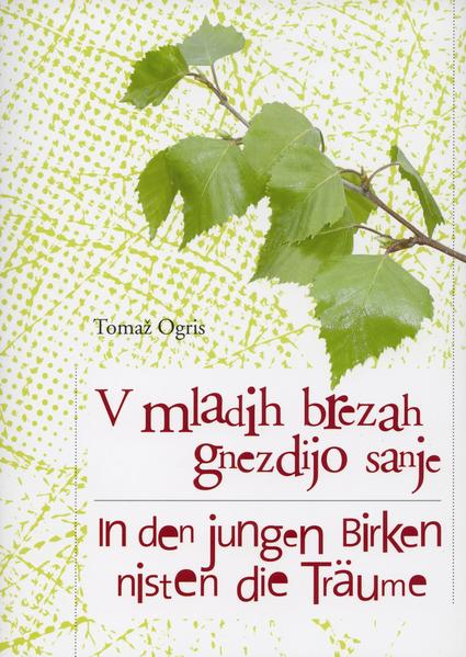 V mladih brezah gnezdijo sanje /In den jungen Birken nisten die Träume - Coverbild
