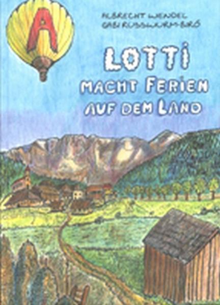 Lotti macht Ferien auf dem Land - Coverbild
