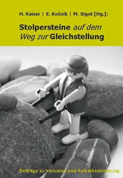 Stolpersteine auf dem Weg zur Gleichstellung - Coverbild