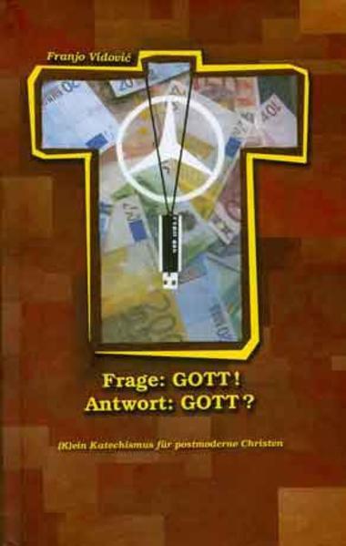Frage: Gott! Antwort: Gott? - Coverbild