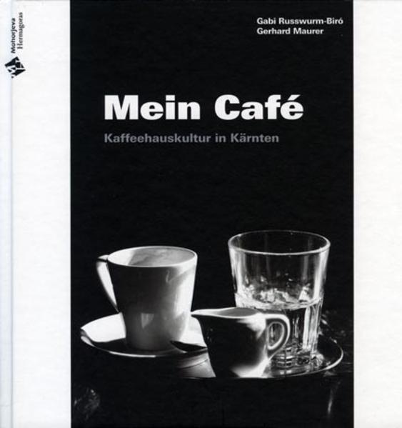 Mein Café - Coverbild