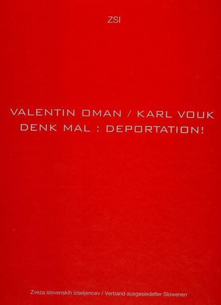 Denk Mal : Deportation! - Coverbild