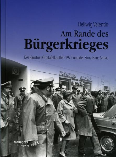 Am Rande des Bürgerkriegs - Coverbild