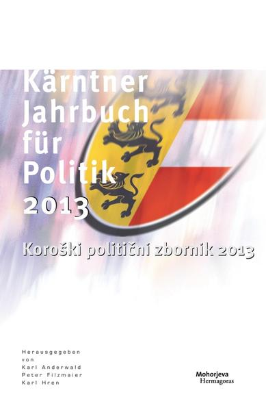 Kärntner Jahrbuch für Politik 2013 - Coverbild