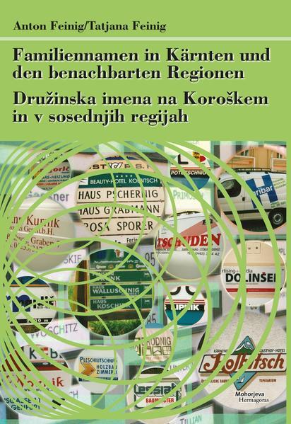 Familiennamen in Kärnten und den benachbarten Regionen - Coverbild