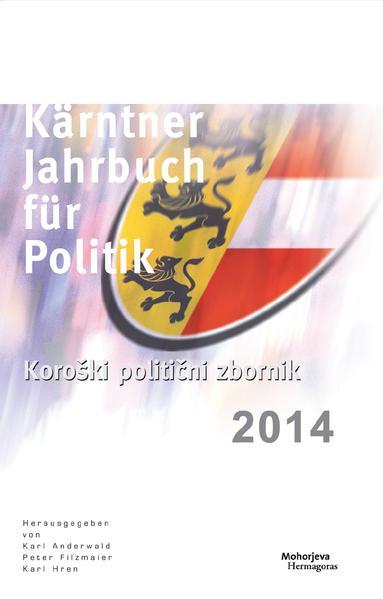 Kärntner Jahrbuch für Politik 2014 - Coverbild