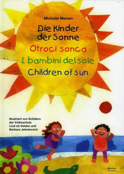 Die Kinder der Sonne / Otroci sonca - Coverbild