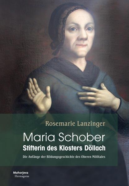 Maria Schober - Coverbild