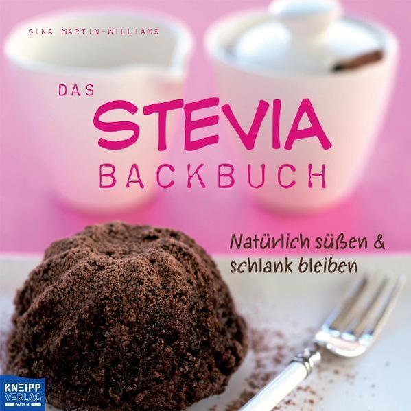 Das Stevia-Backbuch - Coverbild