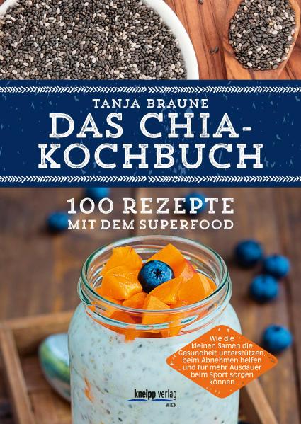 Das Chia-Kochbuch - Coverbild