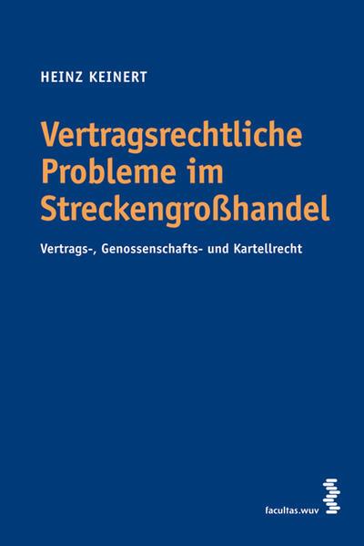 Vertragsrechtliche Probleme im Streckengroßhandel - Coverbild