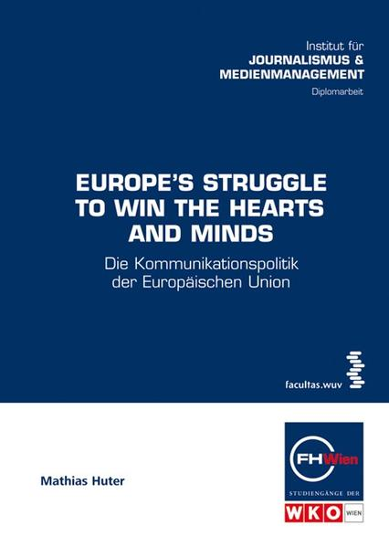 Europe's Struggle to Win the Hearts and Minds - Coverbild