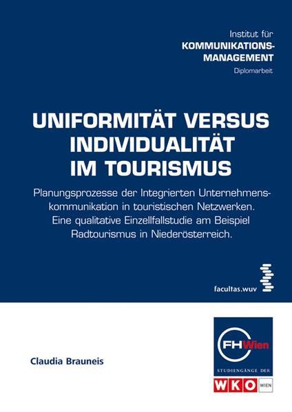 Uniformität versus Individualität im Tourismus - Coverbild