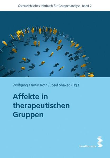 Affekte in therapeutischen Gruppen - Coverbild