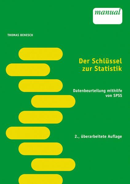 Der Schlüssel zur Statistik - Coverbild
