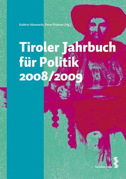 Tiroler Jarhbuch für Politik 2008/2009 - Coverbild