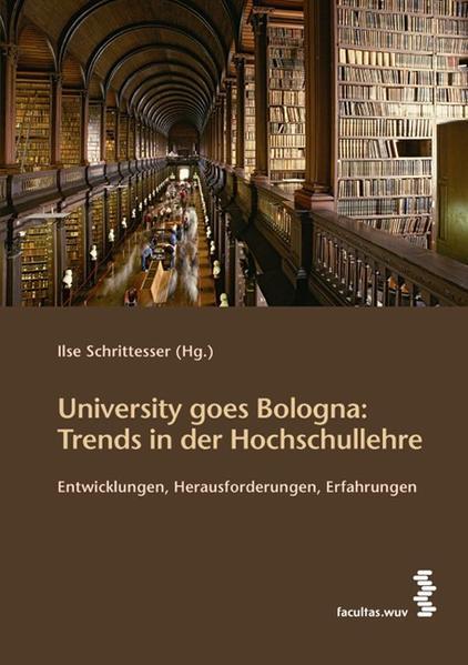 University goes Bologna: Trends in der Hochschullehre - Coverbild