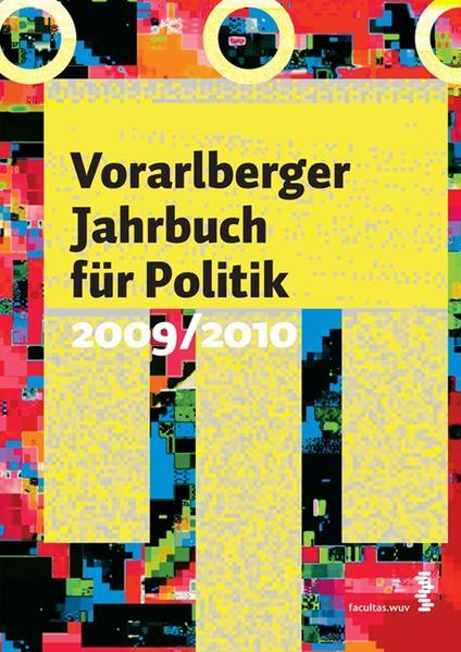 Vorarlberger Jahrbuch für Politik 2009/2010 - Coverbild