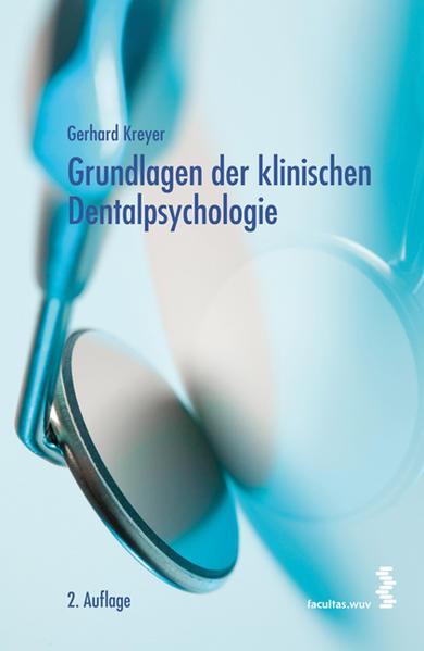 Grundlagen der klinischen Dentalpsychologie - Coverbild