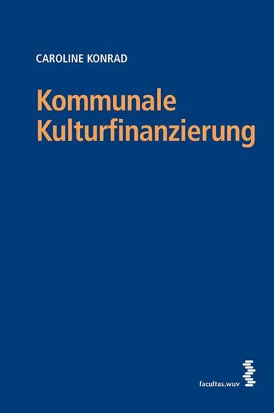 Kommunale Kulturfinanzierung - Coverbild