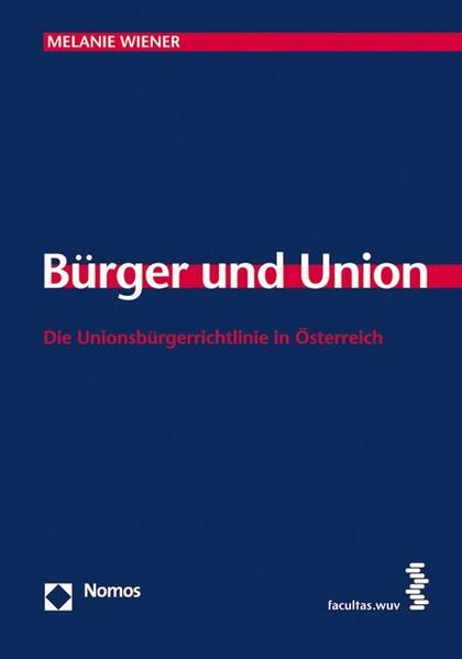 Bürger und Union - Coverbild
